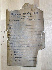 Bleaden Jewelry Shop