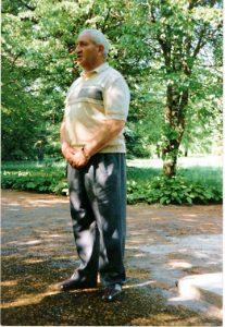 Issac Mendelsohn, Zagare, May 1993