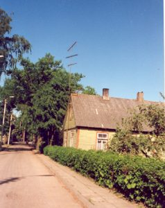 Typical dwelling in Zagare