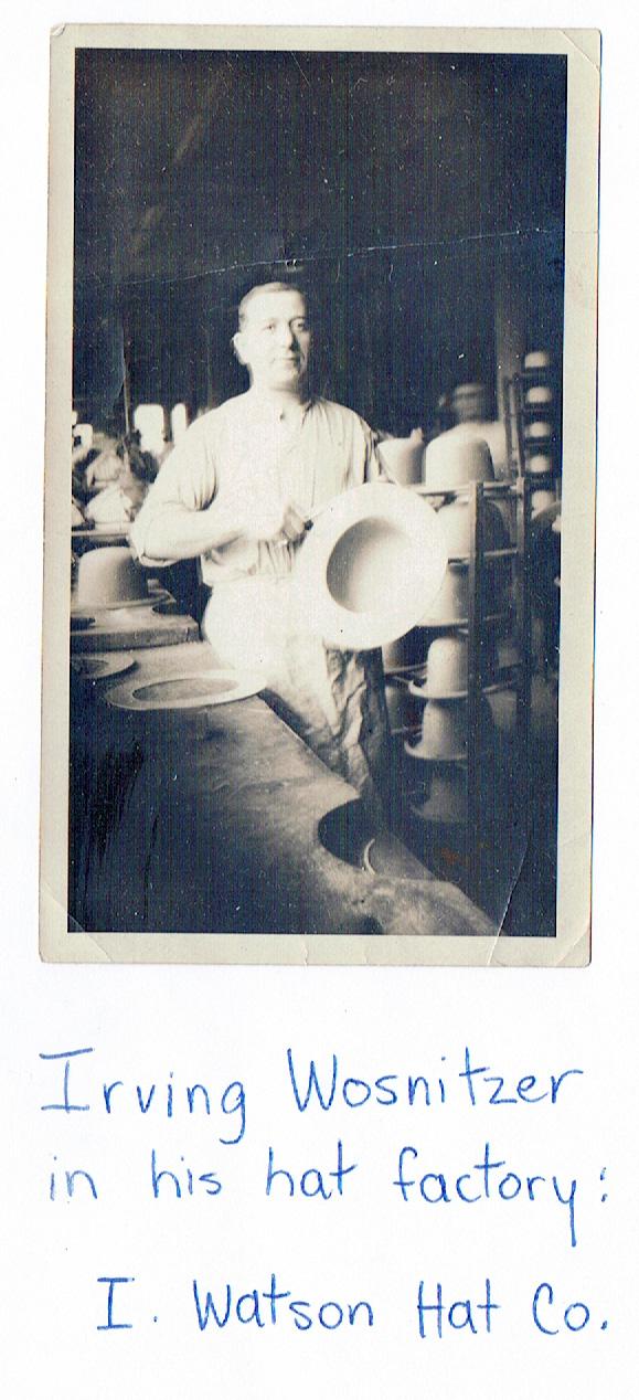 I. Watson Hat Co.