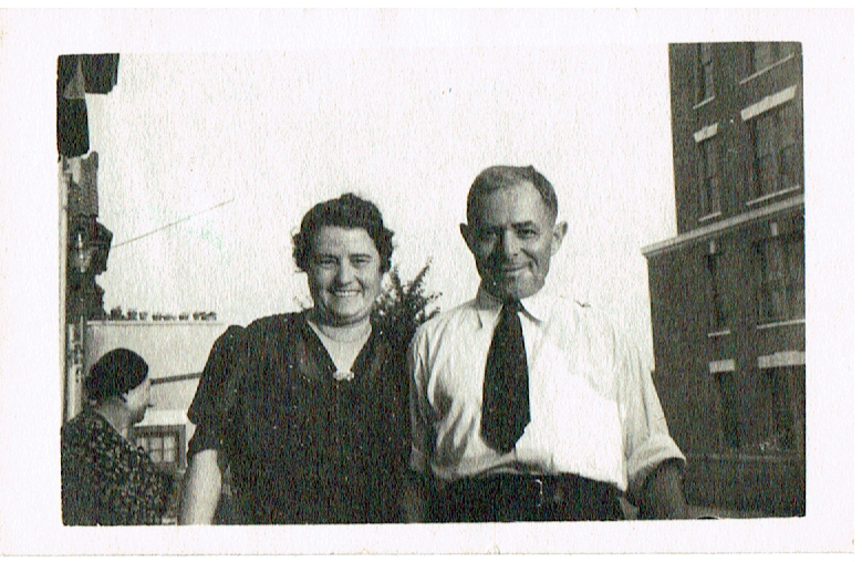 Jenny and WIlly Leber