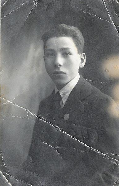 Jochene Wosnitzer 1919