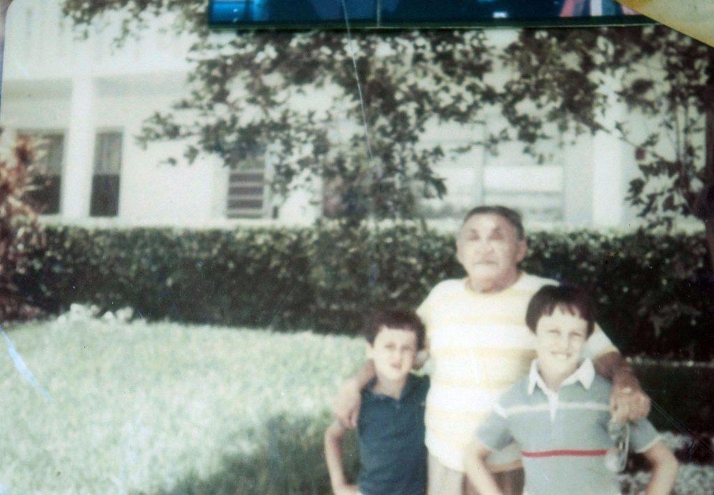 Haryy with Brad and Matt