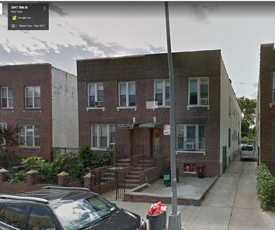 2054 78th Street, circa 2017