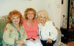 Merlie, Tara, Marilyn 2010