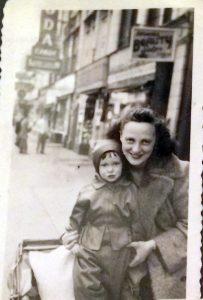 May and Tara shopping in Brooklyn