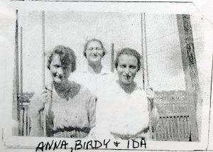 Birdie and sisters