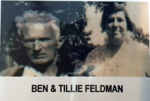 Ben and Tillie Feldman