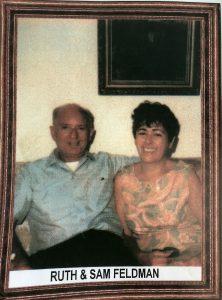 Ruth and Sam Feldman