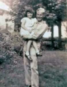 Peter and neice, Marlene