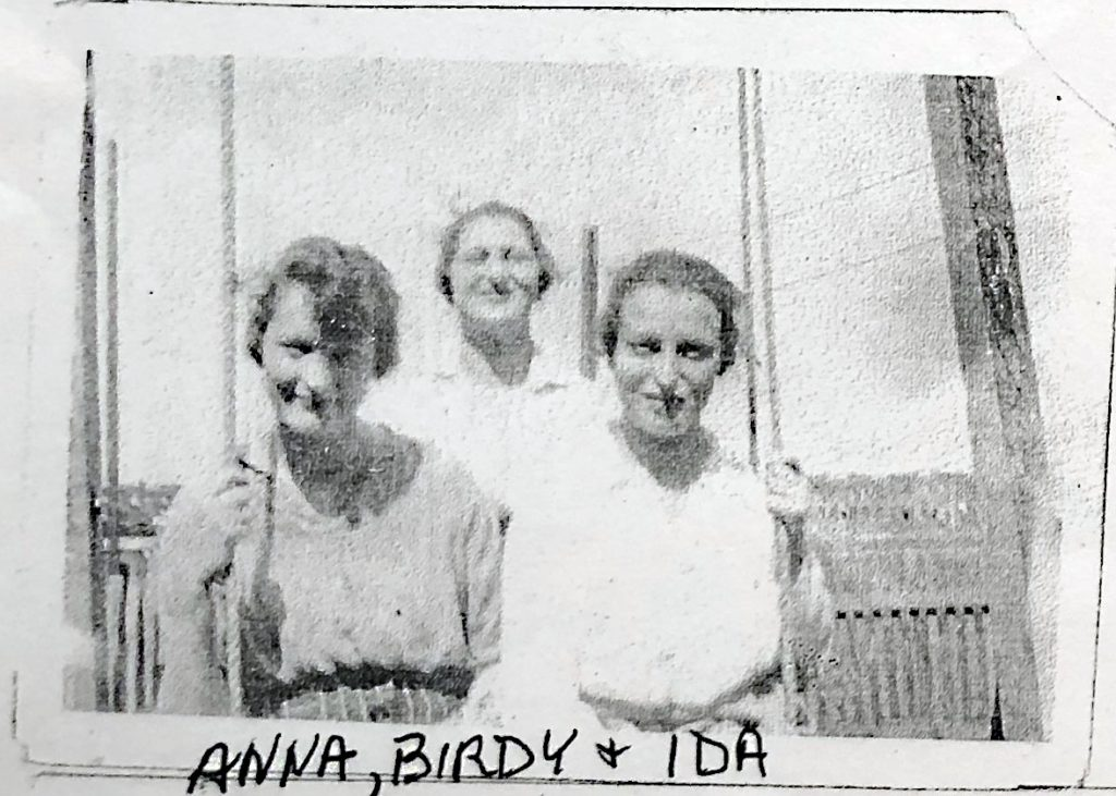 Anna and Birdie and Ida