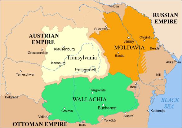 Bessarabia from 1793 - 1812