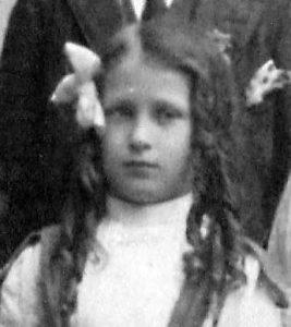 Birdie, 8 years old in 1907