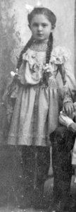 Ida Feldman, 12 years old, 1907