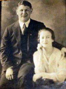 Izzy and Ida Rosenberg