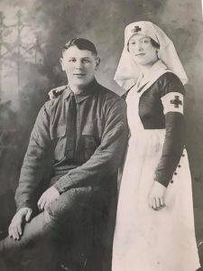 Izzy and Ida, WWI