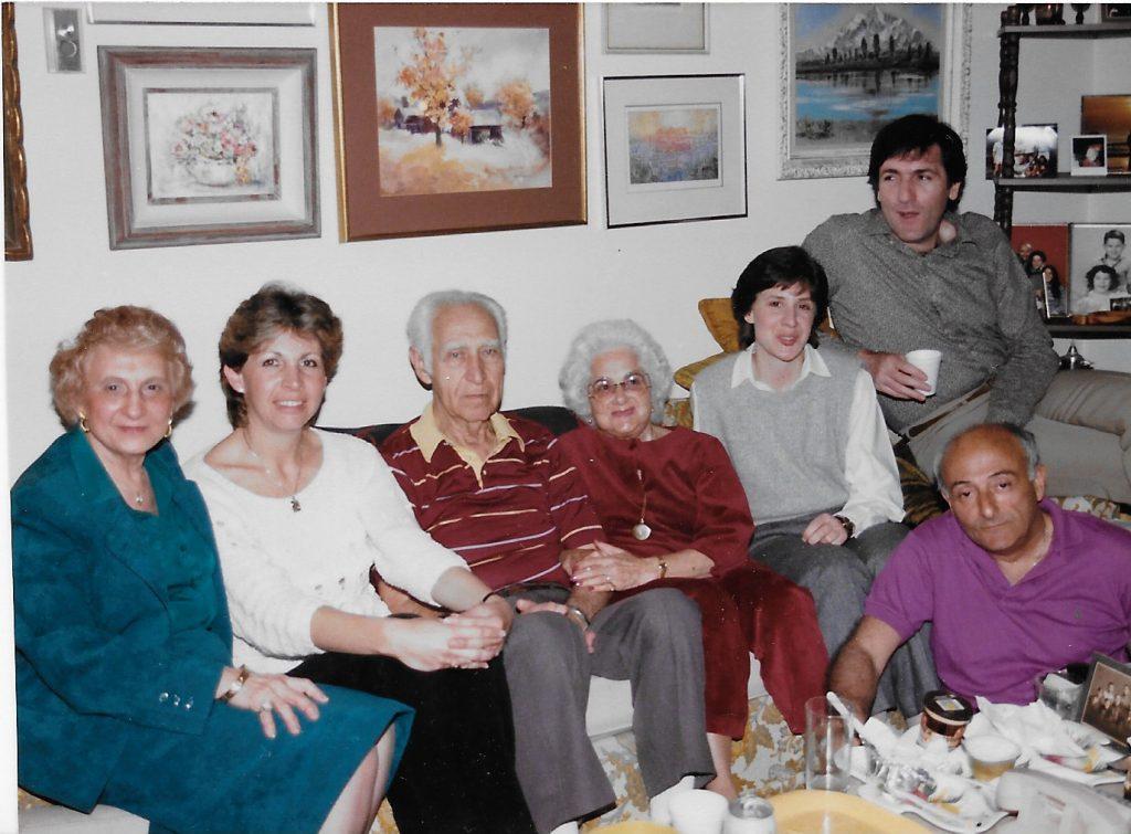 Blieden Meeting 1986