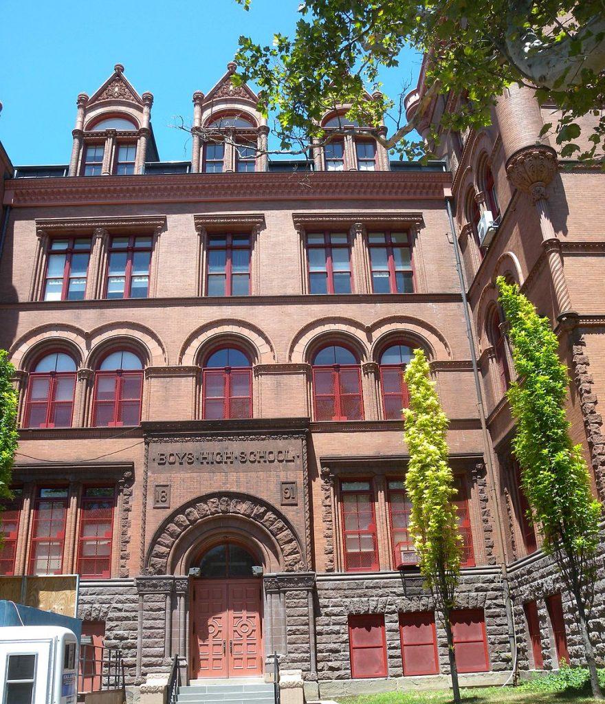 Boys' High School, Brooklyn, NY