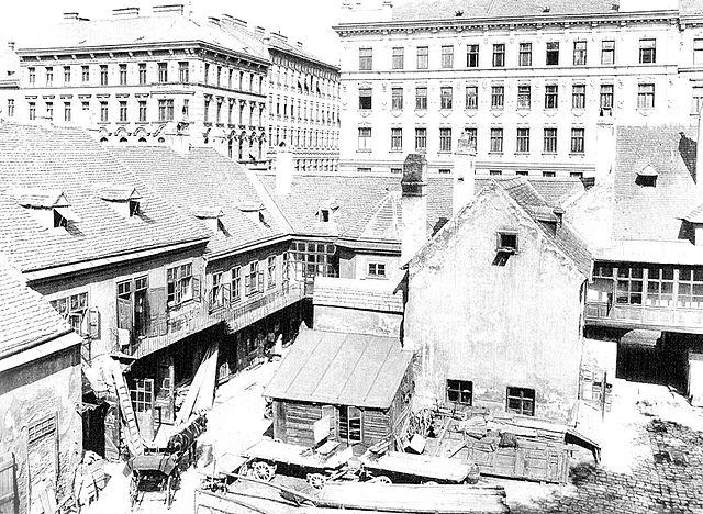 Vienna during the big expansion