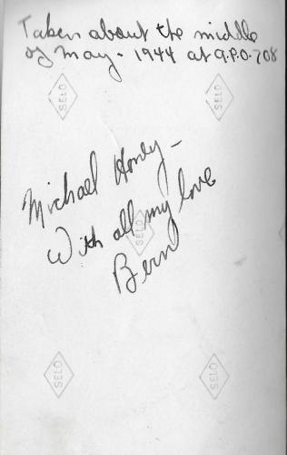 Bernie-May1944-apo708-toMichaelHoney-Back