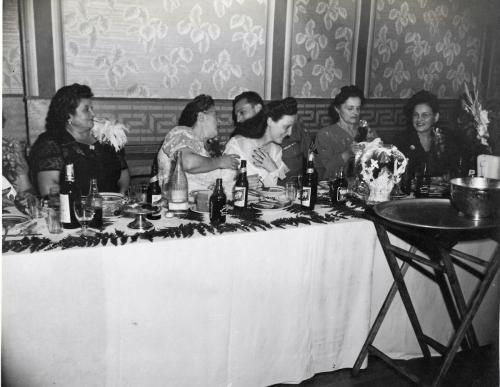 May-Bernie Wedding-Head Table-